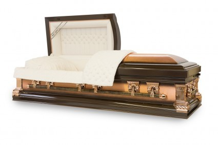 Lincoln Copper   Mark Memorial Funeral Services