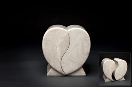 Marble Heart Companion | Mark Memorial Funeral Services