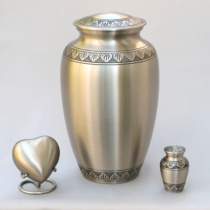 Venetian Pewter | Mark Memorial Funeral Services