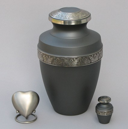 Grecian Pewter | Mark Memorial Funeral Services