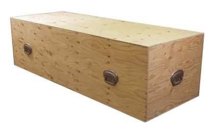 Shipping Box - Casket | Mark Memorial Funeral Services