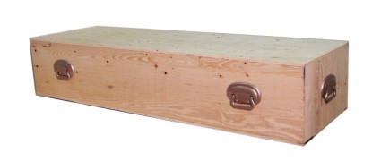 Shipping Box - Liner | Mark Memorial Funeral Services