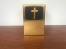 Bronze Cross | Mark Memorial Funeral Services